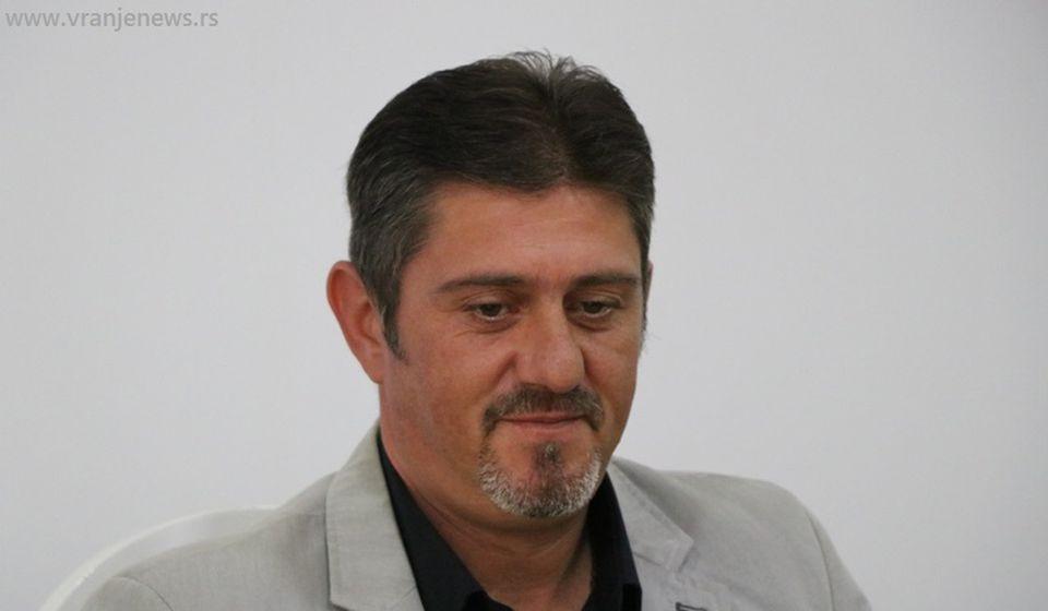 Bratislav Bogdanović. Foto Vranje News