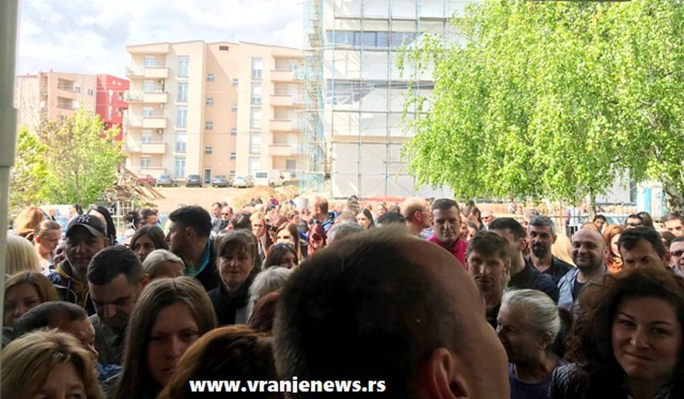Potražnja za 300 radnih mesta velika. Foto VranjeNews