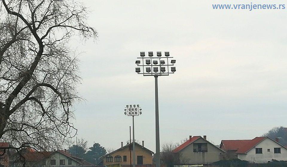 Gradski stadion u Vranju. Foto VranjeNews