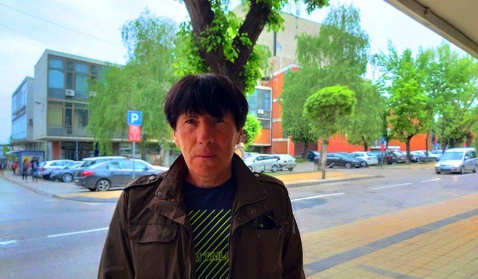 Uspostavljen kontinuitet proizvodnje: Slađan Antić, savetnik generalnog direktora. Foto Vranje News