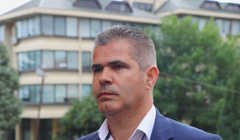 Najavio najstrožije mere unutrašnje kontrole u Komunalnoj: načelnik Gradske uprave Dušan Aritonović. Foto Vranje News