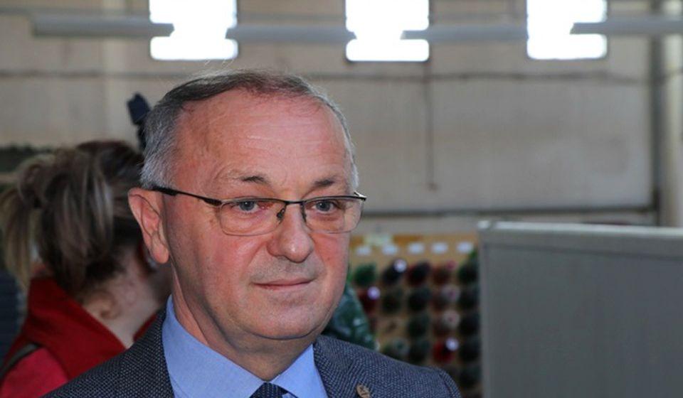 Simpo je sada finansijski stabilan: Slađan Disić. Foto VranjeNews