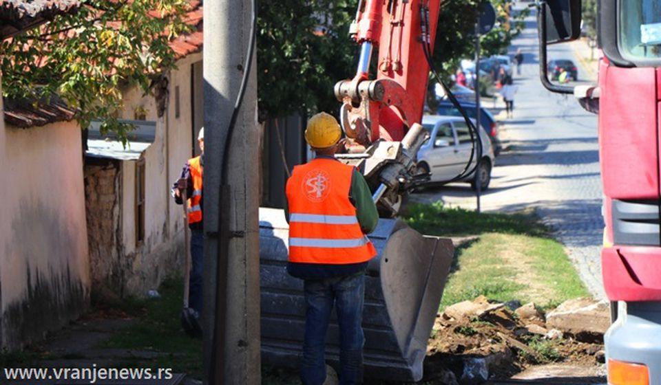 Zgrada će se graditi sa pristupom na Ulicu Bore Stankovića čija je rekonstrukcija pri kraju. Foto ilustracija Vranje News