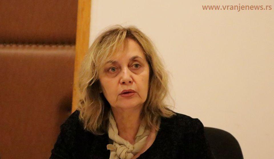 Milica Petković, v.f. osnovnog tužioca. Foto Vranje News