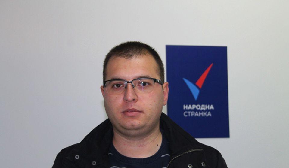 Đorđe Ristić. Foto VranjeNews