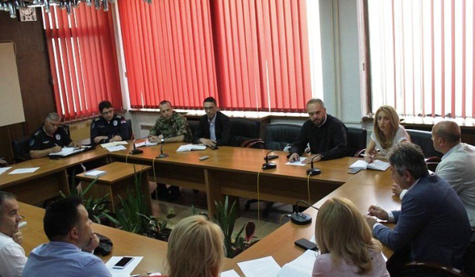 Organizacioni odbor usvojio program proslave Gradske slave. Foto Grad Vranje