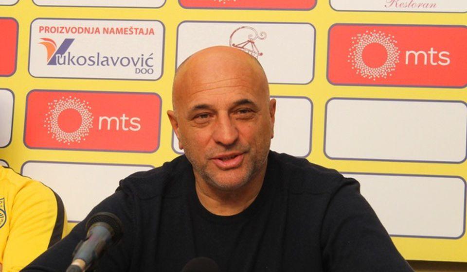 Dragan Antić. Foto Vranje News