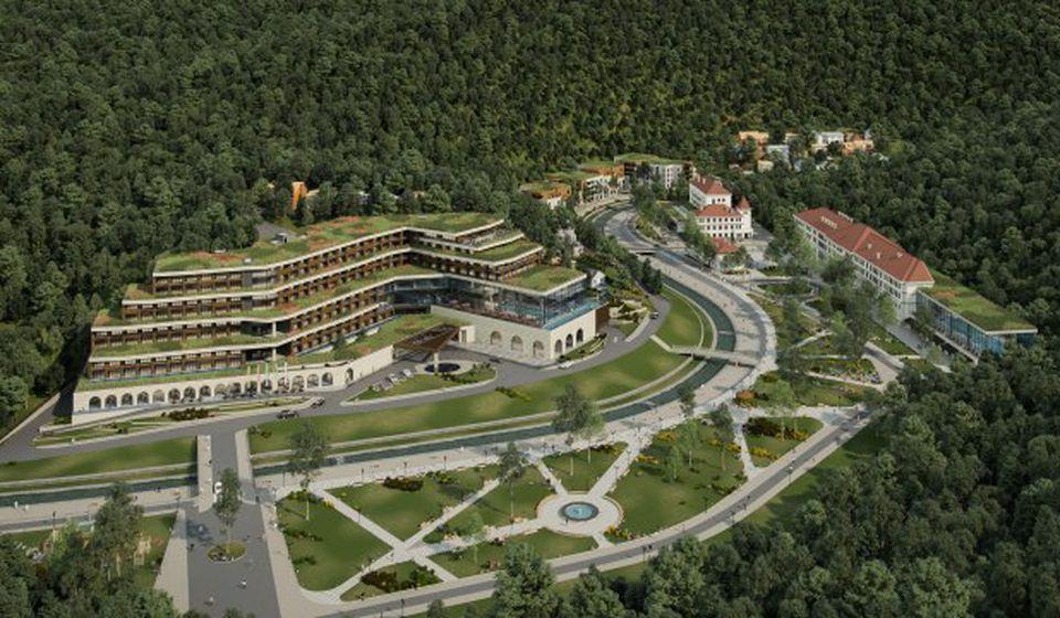 Hotel Westin. Foto Millennium Resorts