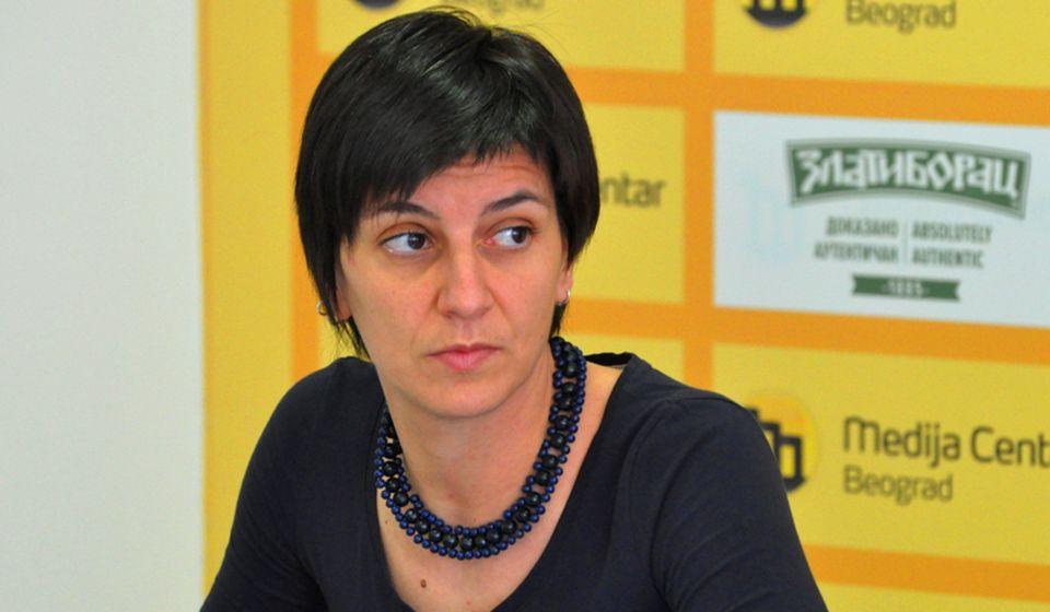 Tamara Filipović Stevanović. Foto MC Beograd