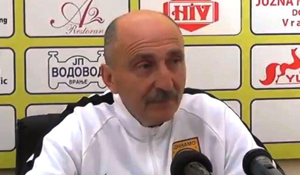 Kompletni na Slobodu: Radmilo Jovanović. Foto VranjeNews