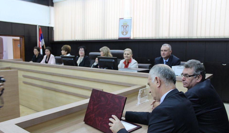 Rasterećenje za postojeći kadar. Foto VranjeNews