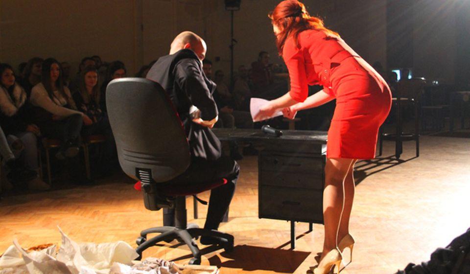 Detalj sa premijere. Foto VranjeNews