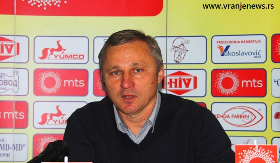 Milan Milanović. Foto VranjeNews