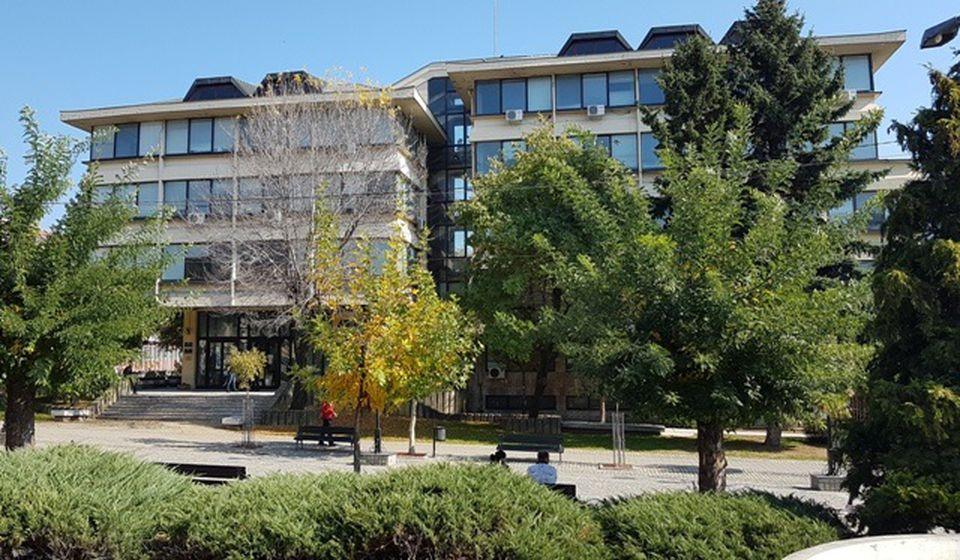 Zgrada Višeg suda u Vranju. Foto VranjeNews