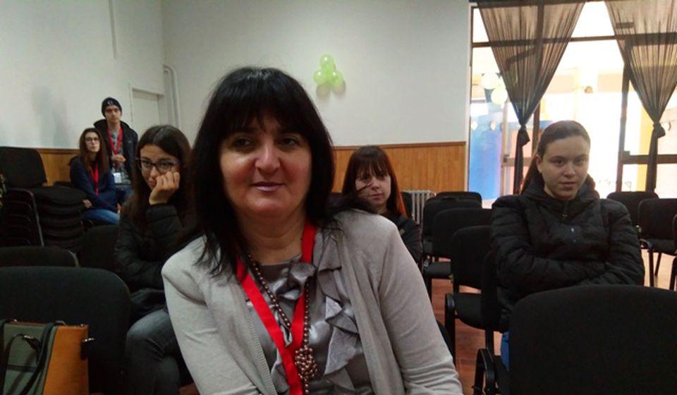 Gordana Nikolić. Foto VranjeNews