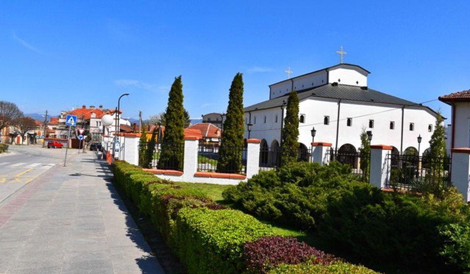 Saborni hram Svete Trojice u Vranju. Foto Vranje News
