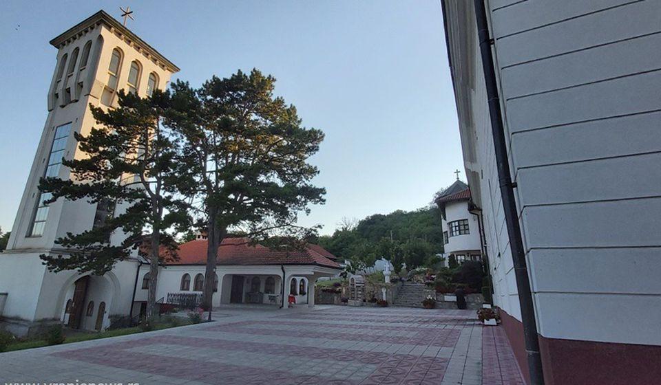 Manastir Sveti Nikola u Vranju. Foto Vranje News