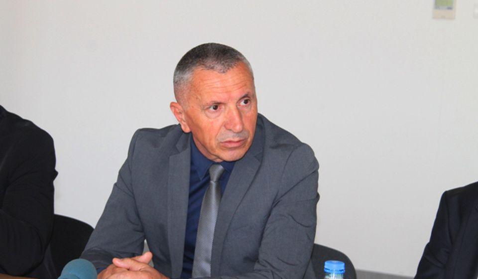 Šaip Kamberi. Foto VranjeNews