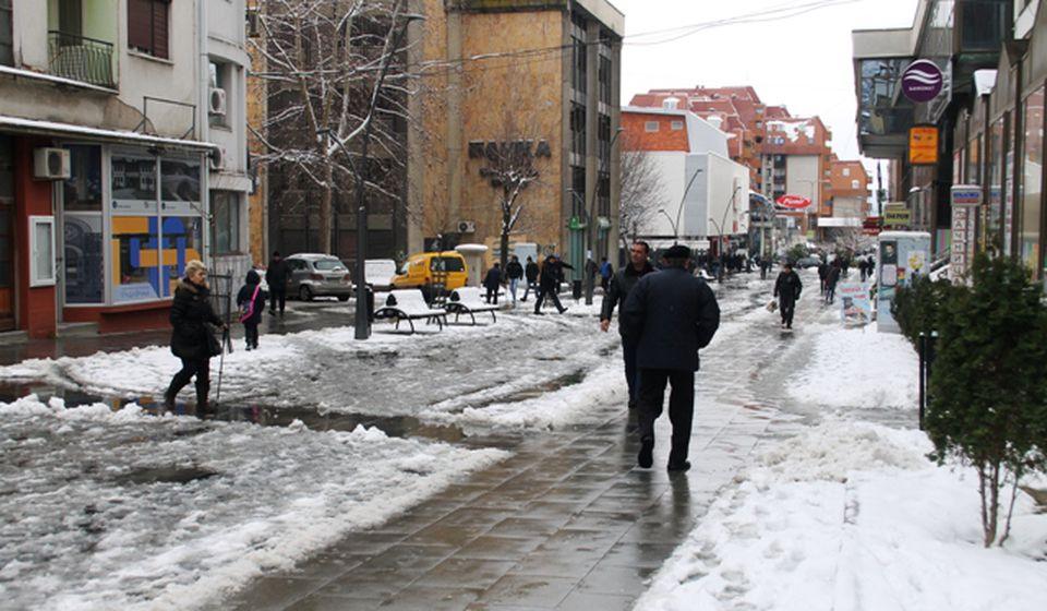 Protestna šetnja krenuće sa gradskog šetališta. Foto VranjeNews