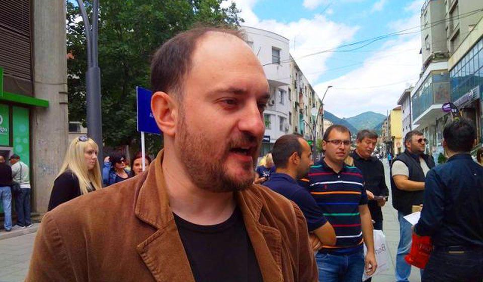 Dragoljub Stevanović (PSG). Foto VranjeNews