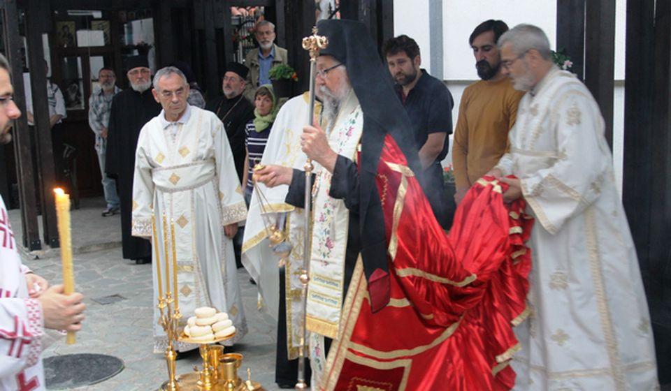 U okviru grupne tužbe protiv SPC pominju se imena vladike Pahomija i penzionisanog episkopa Kačavende. Foto VranjeNews