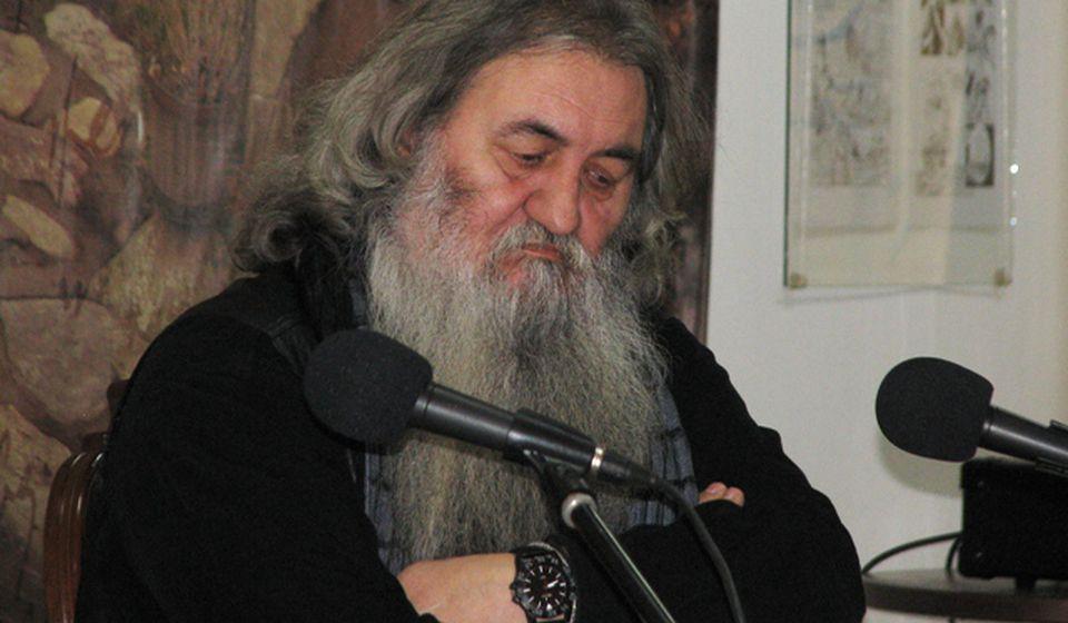 Miroslav Cera Mihailović na ovogodišnjoj Borinoj nedelji. Foto VranjeNews