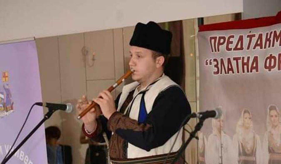 Dušan Antić iz Pirota. Foto NU