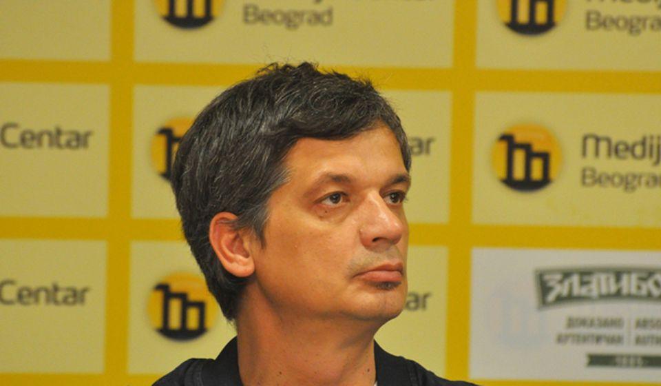Željko Bodrožić. Foto MC Beograd