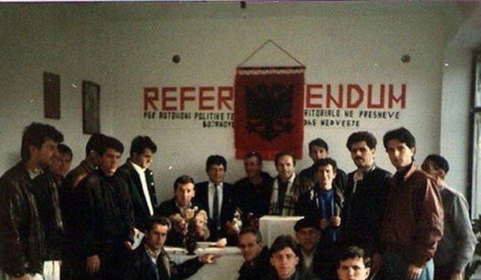 Ovako je bilo pre 26 godina. Foto Titulli.com