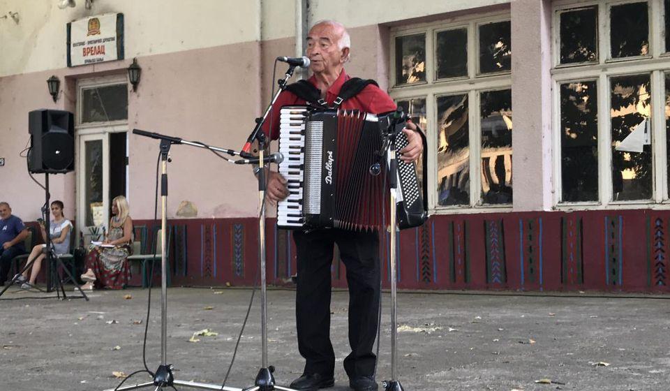 Slobodan Jovanović. Foto VranjeNews