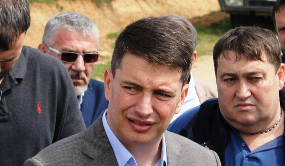 Dragan Stevanović. Foto VranjeNews