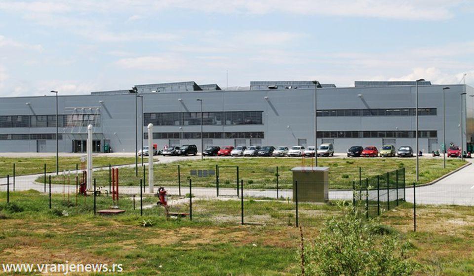 Održali proizvodnju pet godina, ispoštovali ugovor i otišli: zatvoreni pogon Geoksa u Vranju. Foto Vranje News