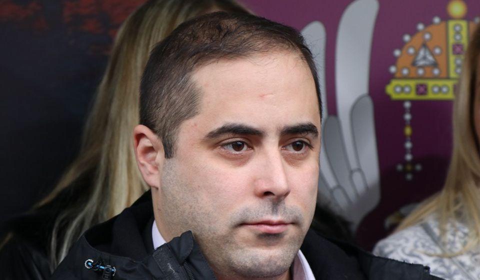 Miša Vacić. Foto Vranje News