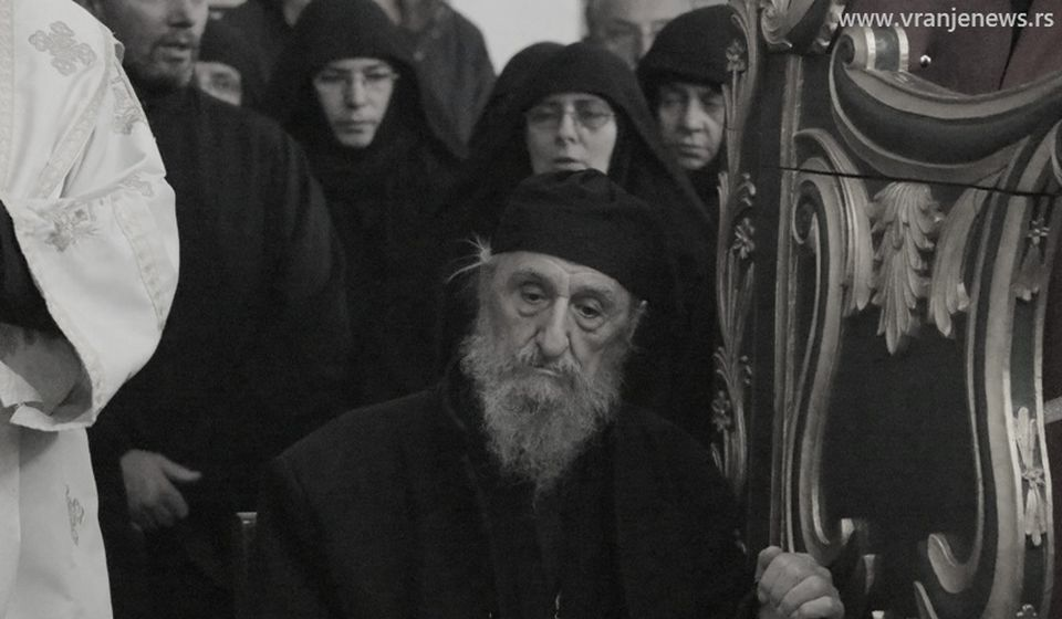 Arhimandrit Jovan Radosavljević. Foto Vranje News