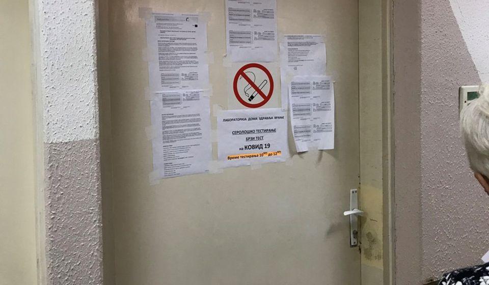 Dva primljena i osam otpuštenih pacijenata u bolnicama. Foto Vranje News