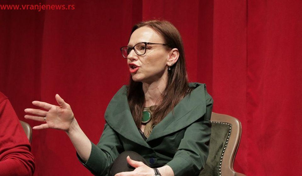 Žetica Dejanović. Foto Vranje News