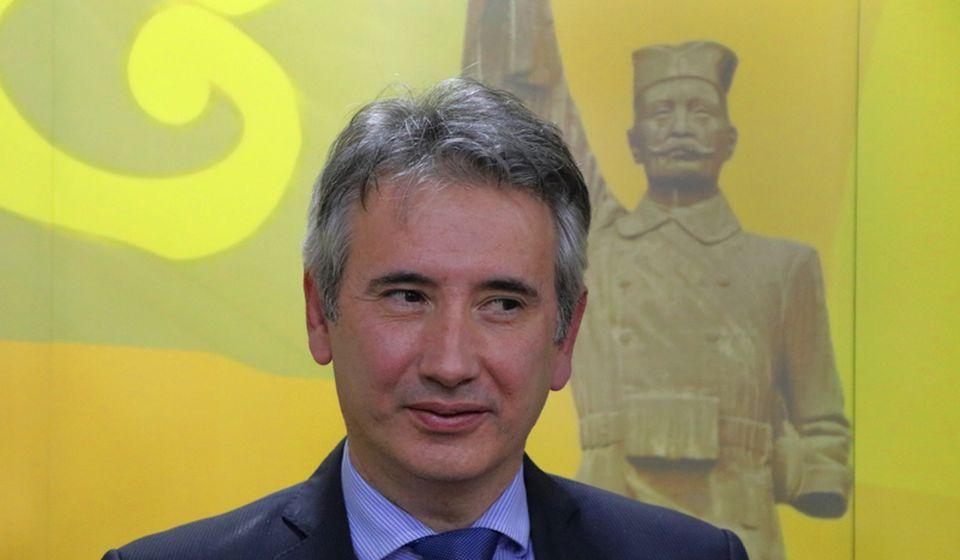 Slobodan Milenković. Foto Vranje News