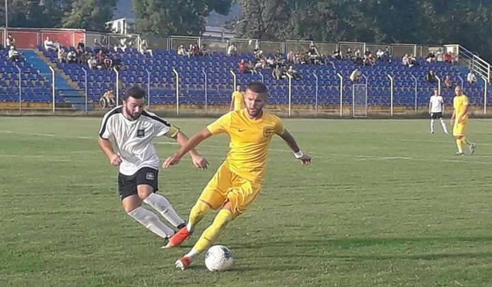 Detalj sa subotnje utakmice. Foto FK Dinamo