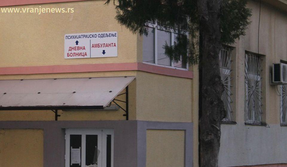 Odeljenje Psihijatrije u Vranju. Foto Vranje News