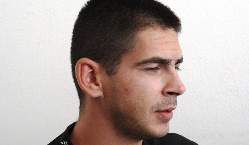Ubijen s leđa: Jugoslav Cvetanović (Foto: Vranje News)