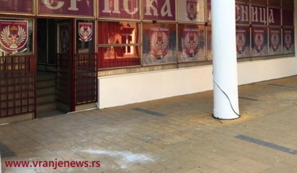 Ultradesničari od nedavno imaju prostorije i odbor u Vranju. Foto VranjeNews