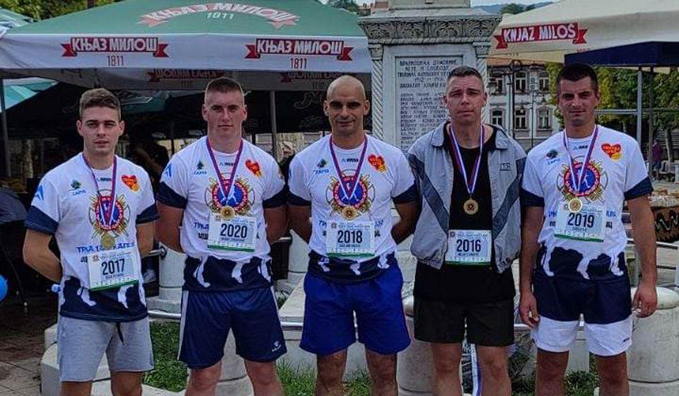 Foto AK Vanjski maratonci