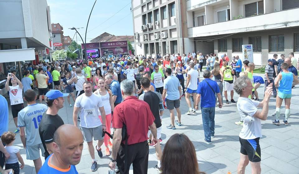 Foto FB Vranjski maratonci