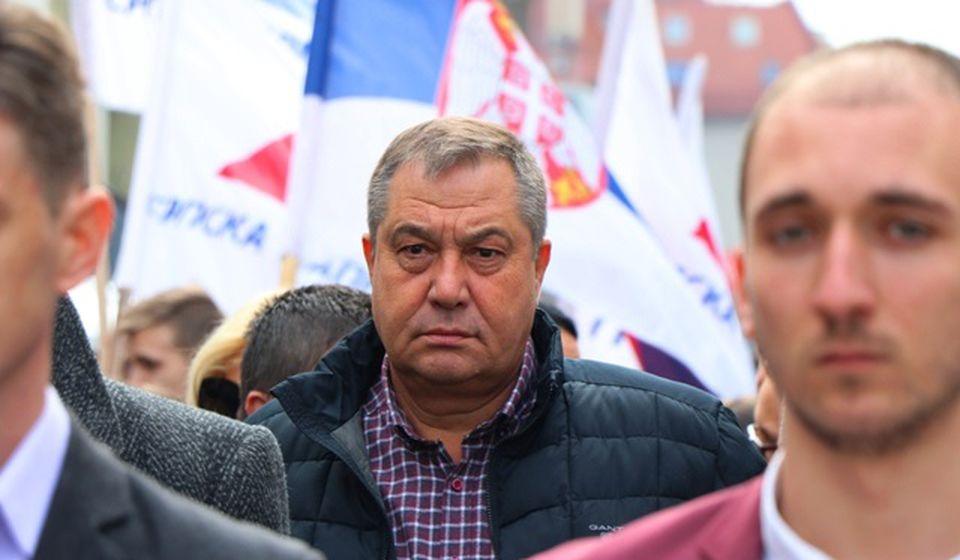 I Momir Stojilković, ex naprednjak, a sada lider Karićevog PSS-a u Vranju, sa liste SNS-a vreba poslanički mandat. Foto Vranje News