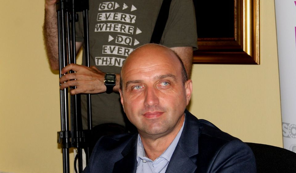 Dejan Tričković. Foto VranjeNews
