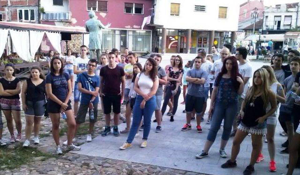 Sa jedne od ranijih manifestacija: Mavanje po Vranje 2016. Foto J. Ristić, VranjeNews