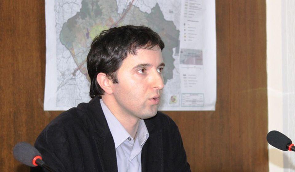 Gradski većnik za budžet i finansije Bojan Kostić. Foto Vranje News